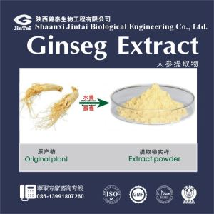 GINSENG EXTRACT contain a variety of ginseng monomer saponins Ginseng Extract