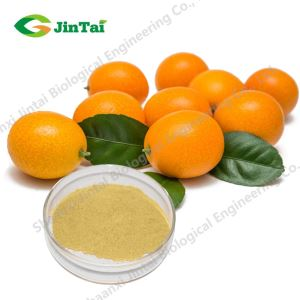 100% Natural Freeze Dried Kumquat Orange Powder- No pigment No addtives